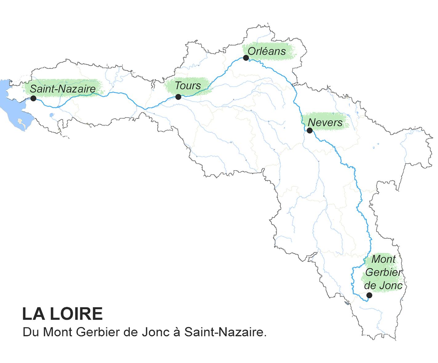 Carte de l'itinéraire de Jérémy Provoost