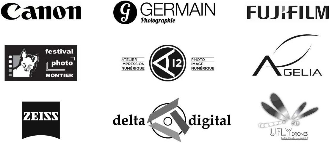 L'Arche photographique a de nombreux partenaires