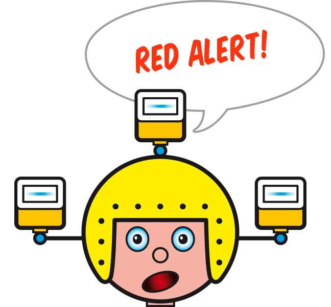 "Martinator warns us ""Red alert!"""