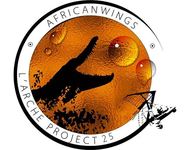 Logotype du projet African Wings