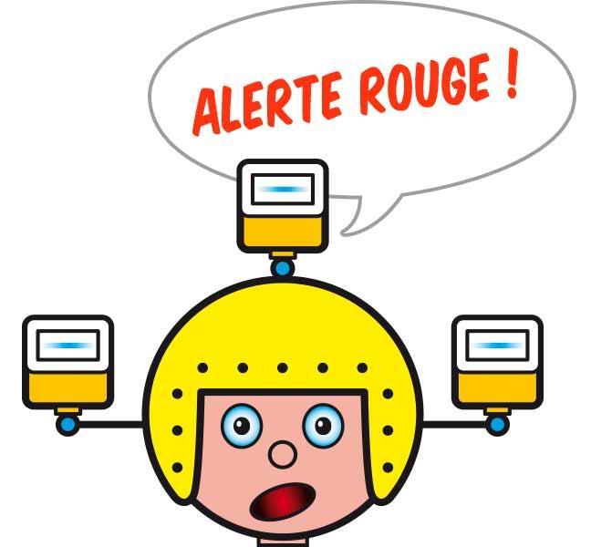 Martinator nous avertit « Alerte rouge ! »