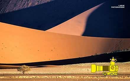 Aperçu de l'image Nabib desert